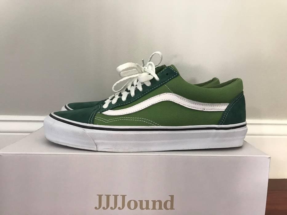 Vans For School Size Top 10 Old Sale Low Sneakers Jjjjound q8Prwqg1