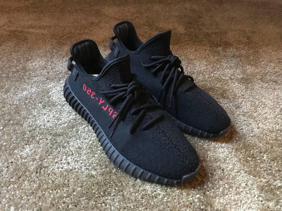 Price 350 Kanye Bred Westlast V2 Boost DropYeezy Adidas SMVzGUqp