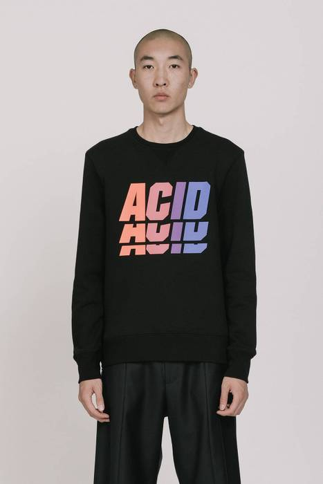 New Tags Size Sweatshirt Coppens With Zip Acid Tim Side M pxBwnR
