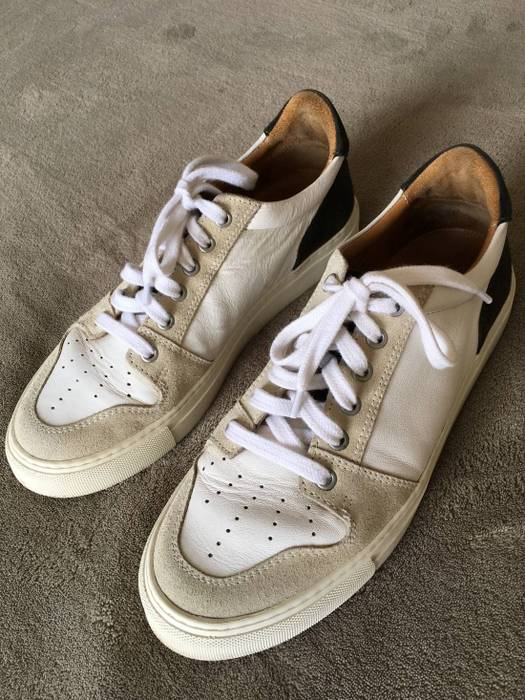 Suede And Sneakers For 9 Top Low Ami Size Leather qB14En