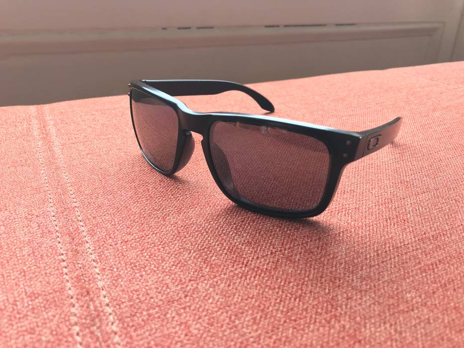 Lenses Upgraded With Size 2017 Oakley Holbrook One qRS4wpq