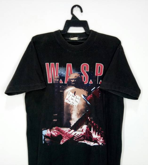 s Large a Shirt Band T p Black Colour RareVintage Tees W 0ON8nvmw