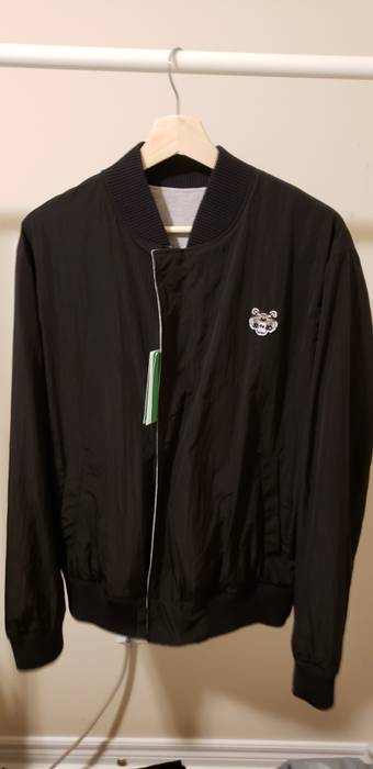 Embroidered M Jacket Size Reversible Xnx8tvf Kenzo Bombers Bomber Tiger 34Lqc5ARj