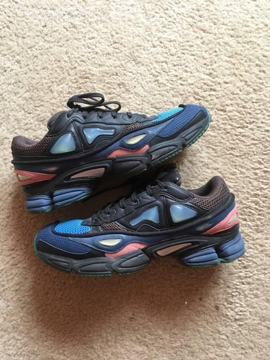 Oswego 5 Simons Adidas Top Low Ii Sneakers For Size 9 X Raf CwUwBtq7