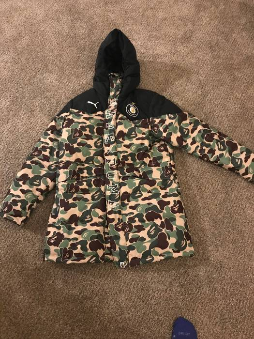 Grailed L Size Sale Parkas X Puma For Bape Parka PqCOSnw