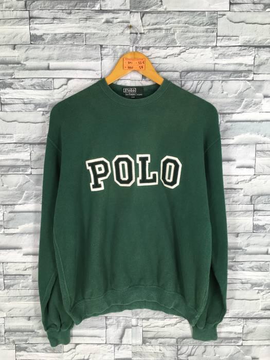 82b19 90s Sweatshirt Vintage Polo 0b313 Ralph Order Crewneck Lauren JT13FKlc