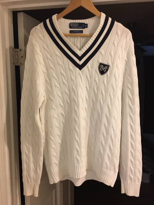 Knitwear M Sweaters Size Sweater Tennis Polo Ralph Lauren amp  Club UH4YzP 50c1dec01fa5