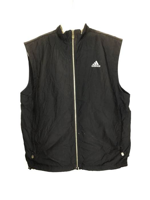 Vintage Vest Adidas Vests Light For Black Sale Grailed Size L Aq4wdpC