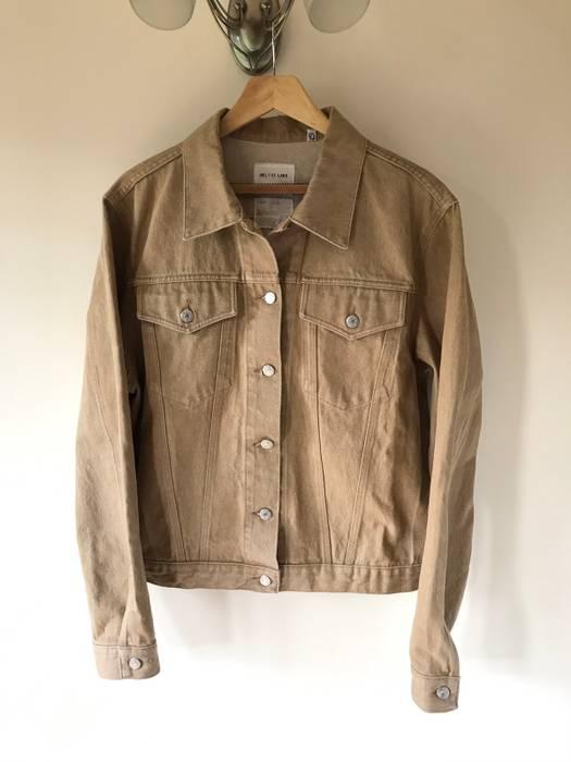 Eu Lang Size 48 M Wash Sand Us Denim Helmut 50 Archive Vintage Jacket v0wxPd