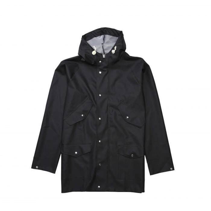 Eu Size Black 50 Rain Elka 48 Parka Us Jacket Projects Norse M 1YEqxgzY
