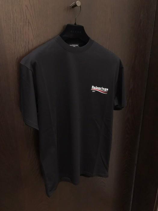 dd95de11 Short Sleeve T Bernie S Sanders Shirt Balenciaga Shirts Size bf6gYI7vy