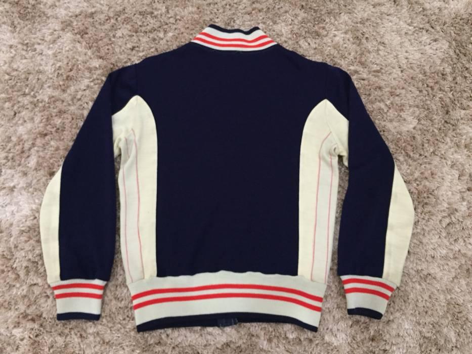 Vintage EU 70s Fila Tennis Size Casual Sweater Bjorn Borg Vintage US Settanta BJ XS wXiuPOZkT