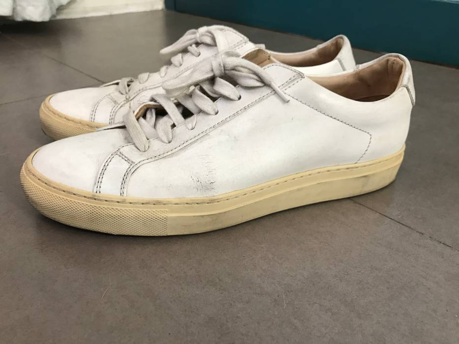 Common 6 Project Achilles Vintage 5 Projects Low Size f6yb7g