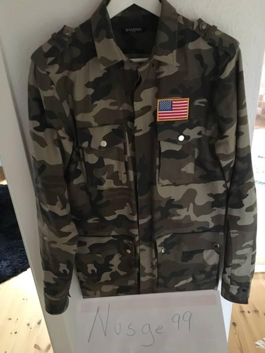 Size Jackets Balmain Grailed Camo Light For Jacket L Sale E9IWDH2Y