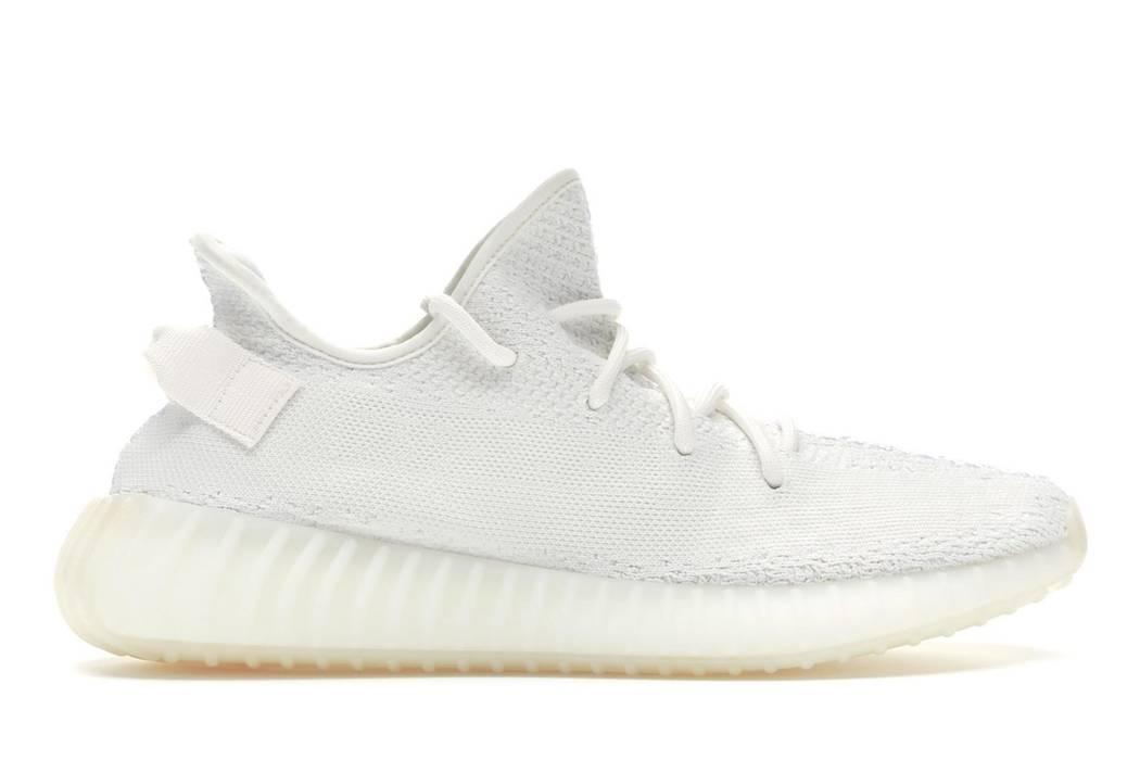 Creamtriple Yeezy Adidas West V2 350 White Boost Kanye maat Z767x4O