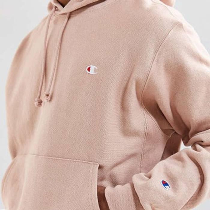 Sweatshirts Weave M Gold Champion Reverse Size Rose Oqxw8