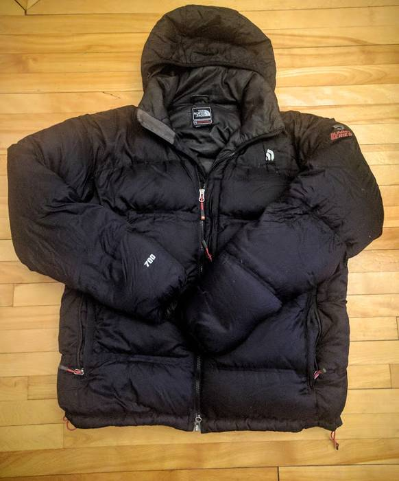 The North Face Summit Series 700 Fill Down Puffy Jacket Size US XL EU 56