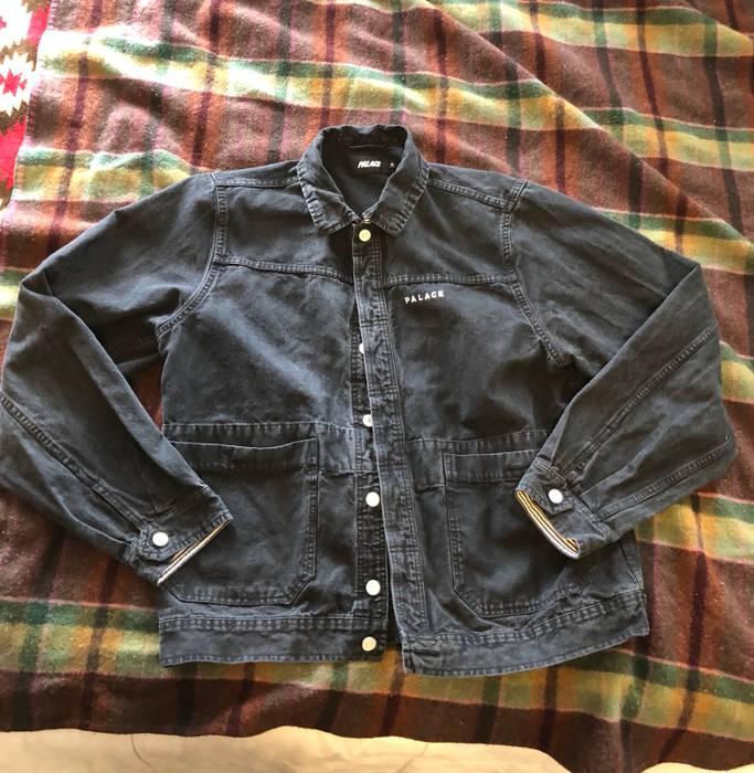 ffb04be08935 Palace Palace Maru Denim Jacket Size xl - Denim Jackets for Sale ...