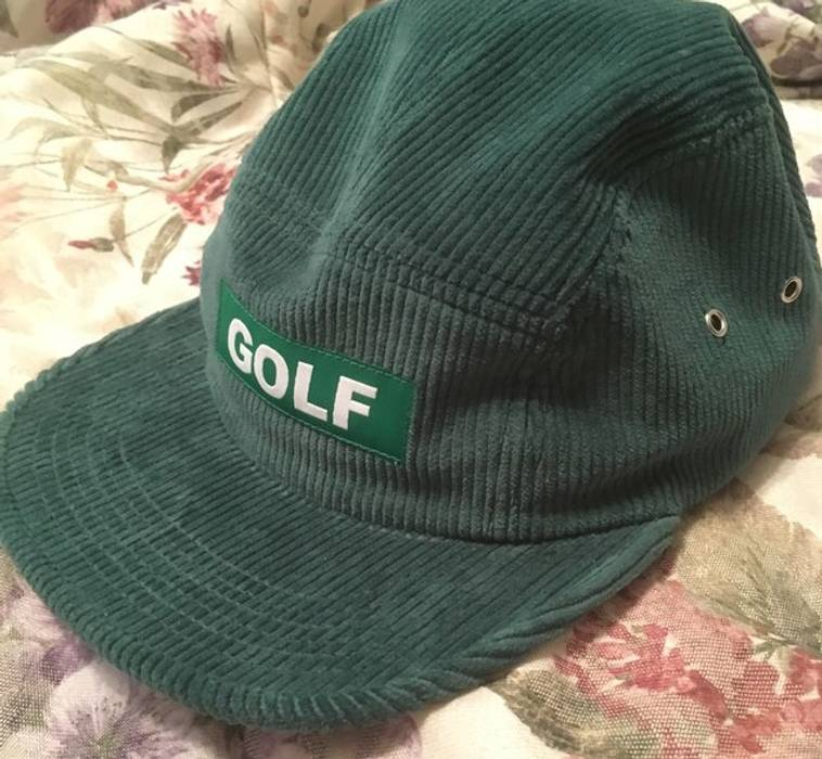 7ed32faee6d Golf Wang Green Corduroy Golf Hat Size one size - Hats for Sale ...