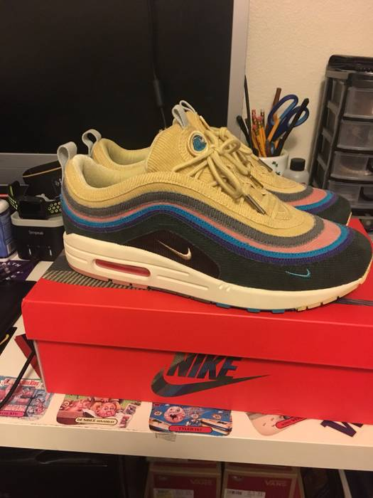 98764e3840e921 Nike Sean Witherspoon Air max 1 97 Size 9 Size 9 - Low-Top Sneakers ...