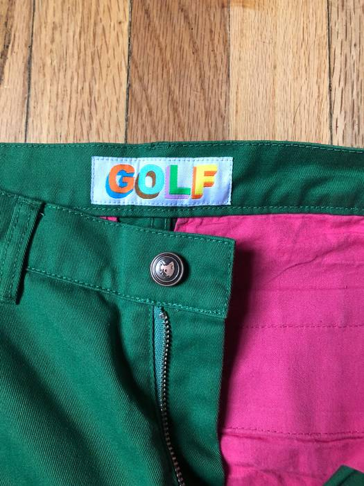 ab9f2cbc24f0 Golf Wang Green Golf Wang Chinos Size 28 - Casual Pants for Sale ...