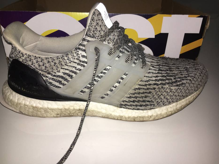 db8115b2c8e Adidas Adidas Ultra Boost Oreo Kanye West Bape Yeezy Size US 10   EU 43 -