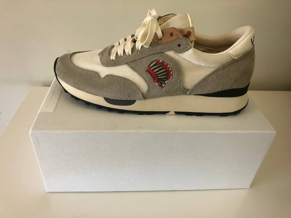 Visvim Roland Jogger Size 11 - Low-Top Sneakers for Sale - Grailed 42dcc20ca