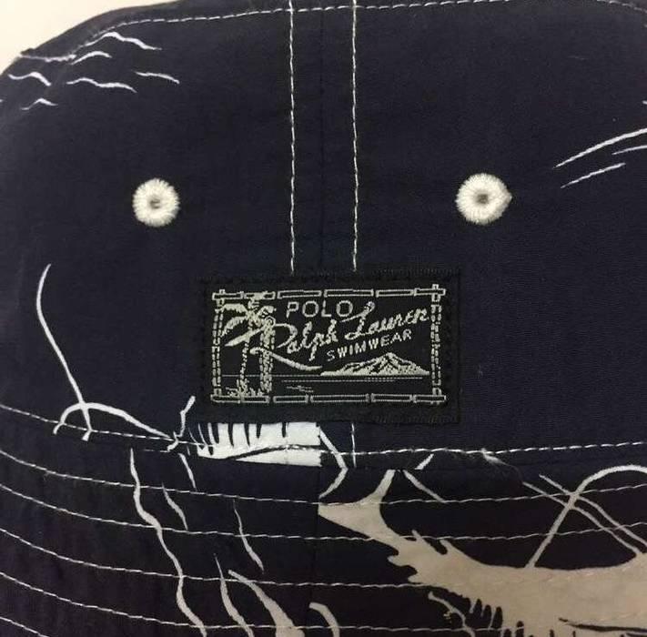 ad6c516fa14 Polo Ralph Lauren. Polo Ralph Lauren Reversible Twill Bucket Hat White