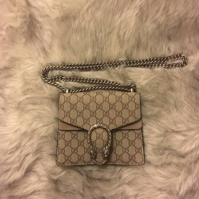 88fcb6fc1b55 Gucci Dionysus GG Supreme mini bag Size one size - Bags   Luggage ...