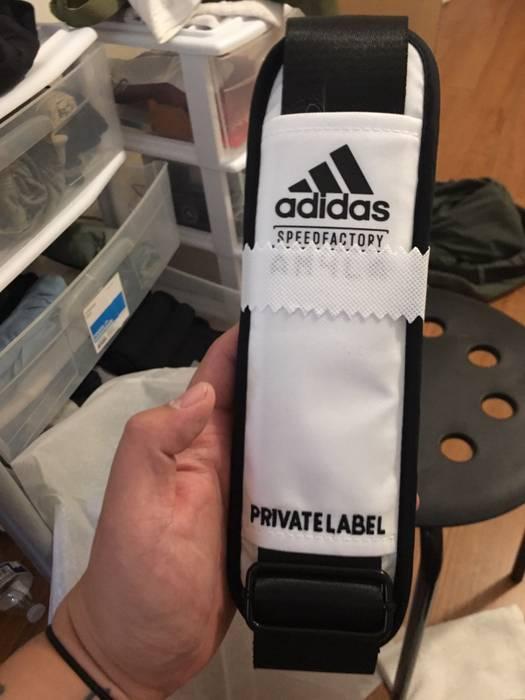 12e7439accc816 Adidas. Adidas x Private Label NYC AM4LA Shoe Duffle Bag. Size  ONE SIZE