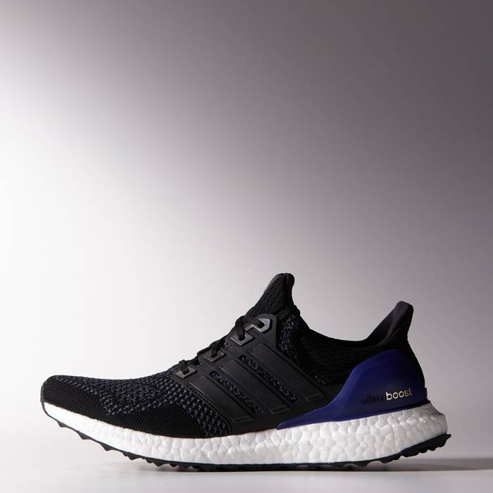 9020a34c7013a Adidas Adidas Ultra Boost 1.0 OG Black Purple Size 13 - Low-Top ...