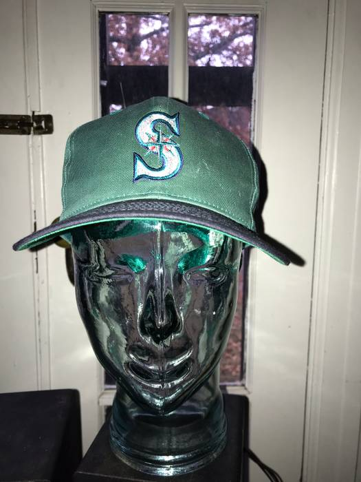 Vintage Seattle Mariners MLB Snapback hat Size one size - Hats for ... c5579fd3de86