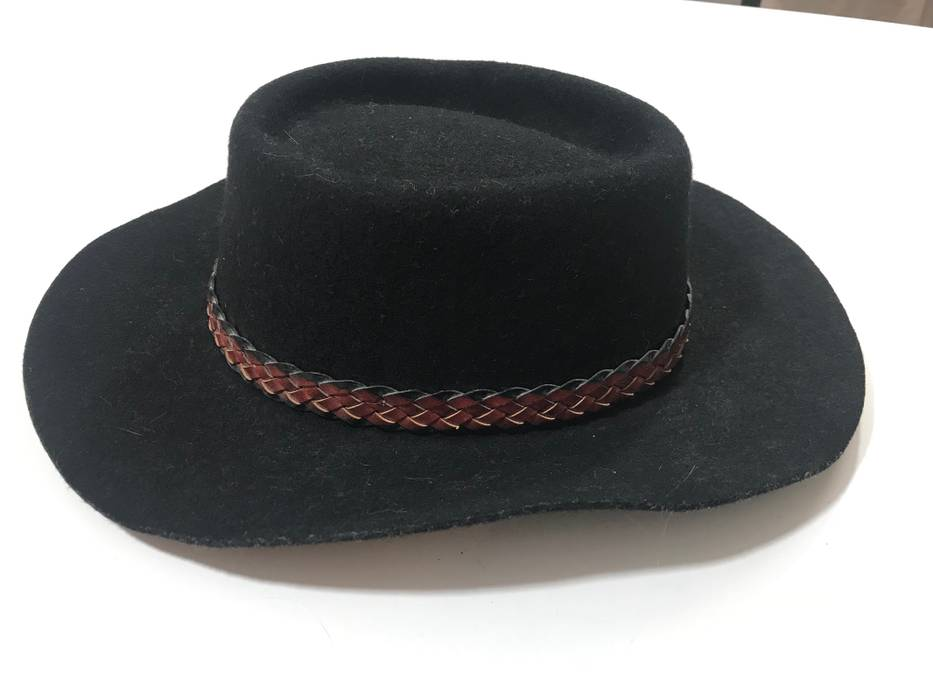 Vintage Western Cowboy Hat Size 36 - Hats for Sale - Grailed 2f59161663d