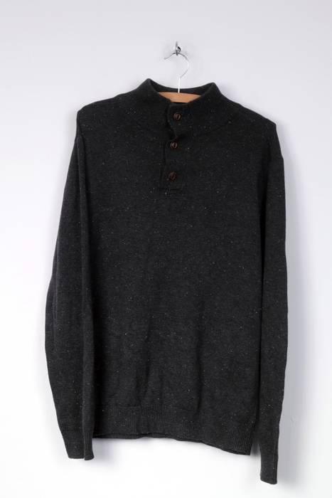 Gap Gap Mens L Jumper Dark Grey Turtle Neck Cotton Sweater 7503 Size . 190b4102f