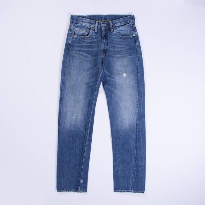 4ac221169ae Levi s Vintage Clothing 1954 501z Rancher Lightwash Selvedge Size 30 ...