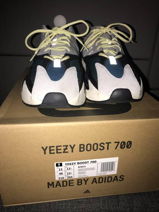 best sneakers 09d0f 84a11 Yeezy Boost. Yeezy Boost 700 Wave Runner. Size  US 13 ...