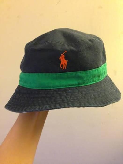 Polo Ralph Lauren Polo Bucket Hat. Reversible Size one size - Hats ... e82fa40c0181