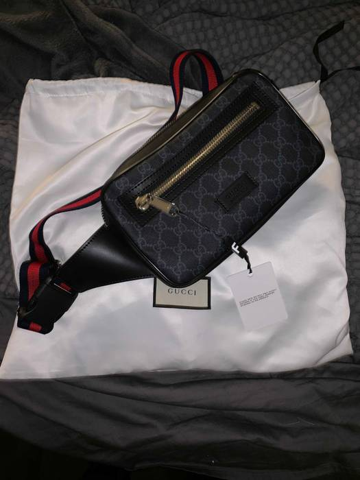 d03333846ad Gucci Soft GG Supreme Belt Bag Size one size - Bags   Luggage for ...
