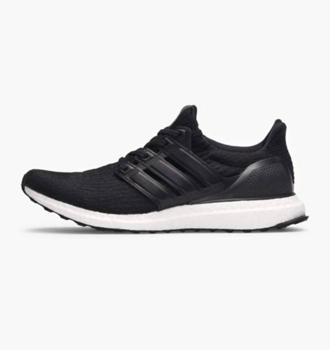 innovative design 7b73f 8e466 Adidas New Sz 10 Adidas Ultraboost 3.0 LTD Leather Cage Ultra Boost Sneaker  Blk BA8924 Size