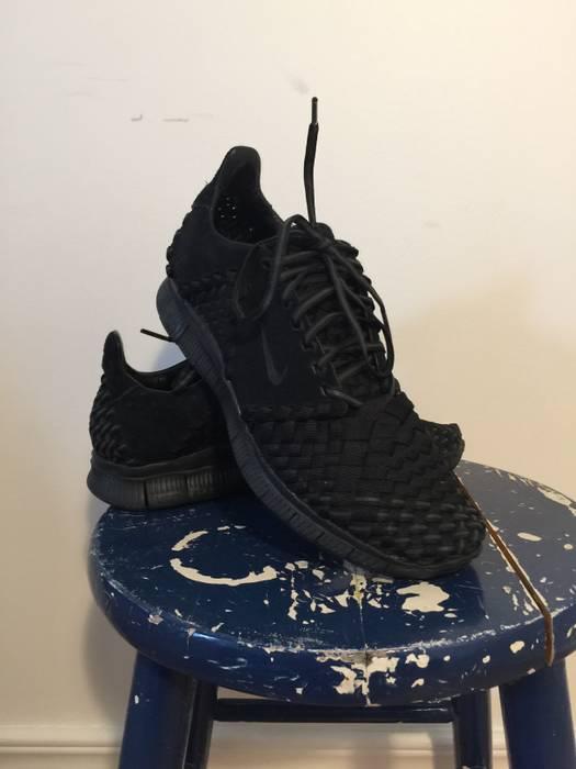 Nike NikeLab Free Inneva Woven II SP Black Size 9.5 - Low-Top ... cfdeb97f9d60