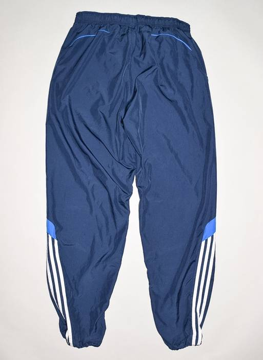 491148e672700 Adidas Rare Vintage Lined Windbreaker Pants w  adjustable cuff bottoms NMD  Size US 32
