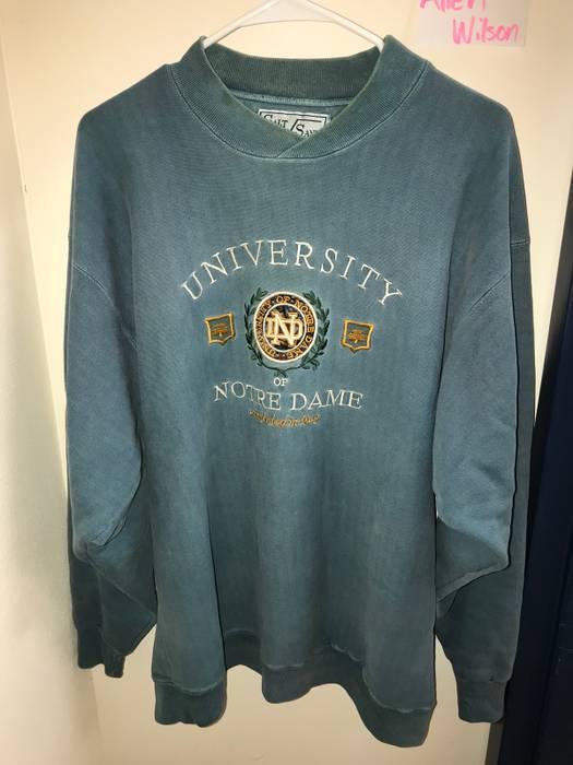 Vintage Vintage Galt Sand Notre Dame Sweatshirt Size L Sweatshirts
