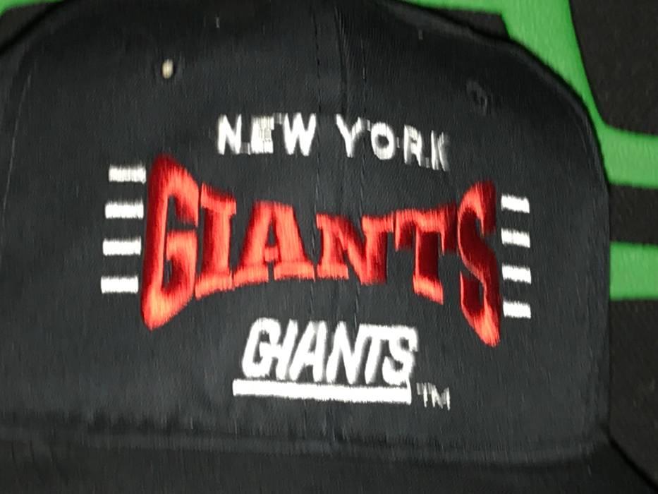 2a71913dde7 Vintage Vintage NEW YORK GIANTS Snapback Nfl Vtg Sportswear Vintage Hat  Size ONE SIZE
