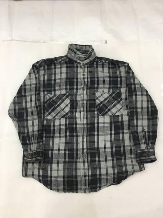 7b4227ca64b St. Johns Bay. Thick Plaid Flannel Shirt