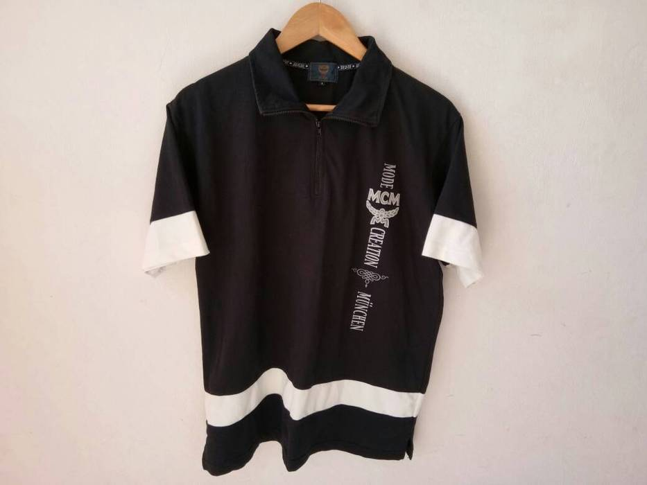 599751498bb MCM MCM polo mens shirt Size l - Polos for Sale - Grailed