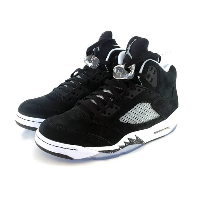 34d0b4d796a Nike Air Jordan 5 Retro Oreo Size 8 - Hi-Top Sneakers for Sale - Grailed