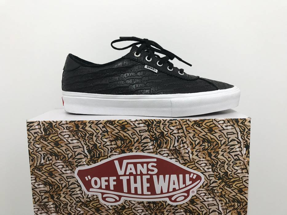 Vans Fucking Awesome X Vans Epoch 94 Black White Size 10.5 - Low-Top ... 652873459