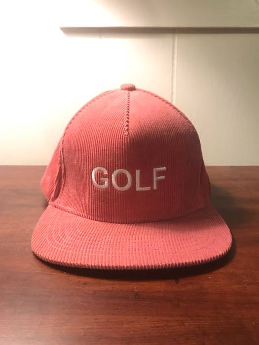 08d9ccc7d79 Golf Wang Golf Wang Corduroy Hat Size one size - Hats for Sale - Grailed