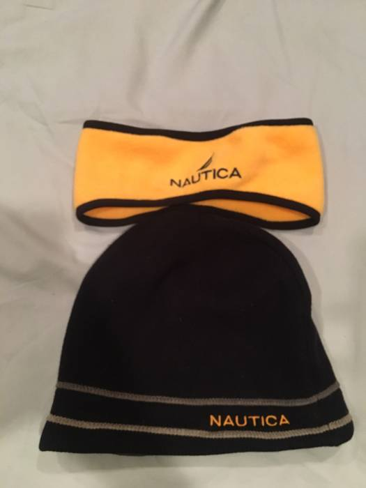 Nautica Nautica Beanie And Ear Muffs Size one size - Hats for Sale ... 8708ace9ebb