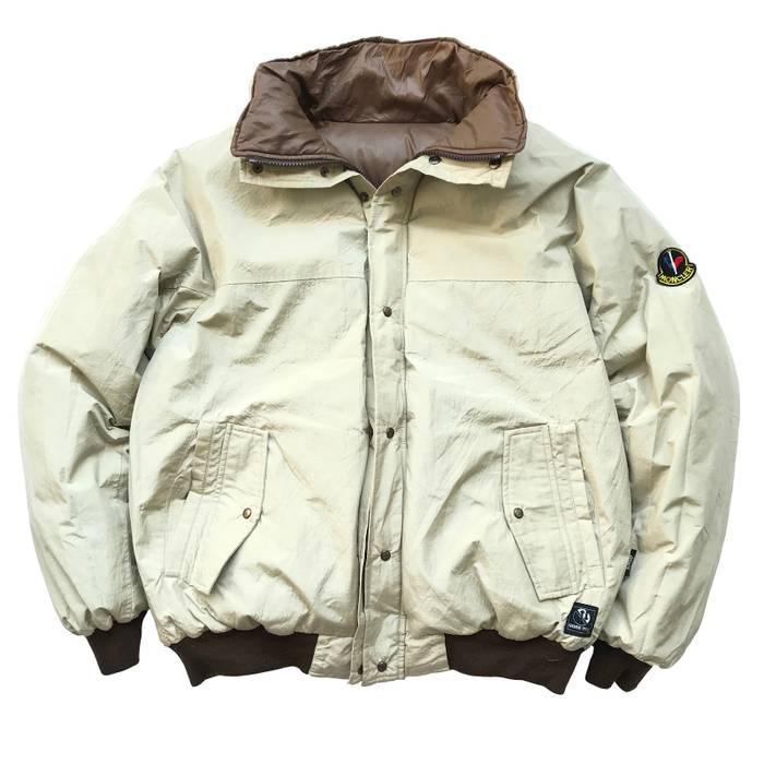 d3260a24879 Moncler Rare Vintage Reversible Moncler X Gore Tex X Asics Ski Wear Puffer    Puffa   Down   Goose Jacket not gucci balenciaga cp ...